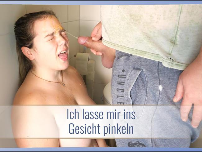Video Thumbnail Ich lasse mir ins Gesicht pinkeln