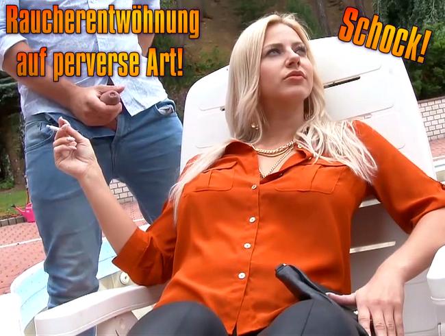 Video Thumbnail Schock! Raucherentwöhnung auf perverse Art!