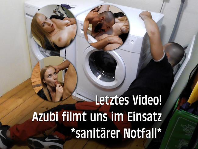 Video Thumbnail Letztes Video - Azubi filmt uns im Einsatz