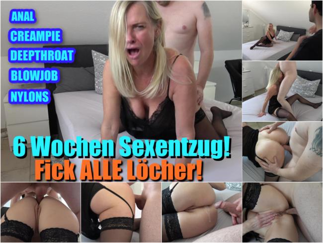 Video Thumbnail 6 Wochen Sexentzug I Fick ALLE Löcher!