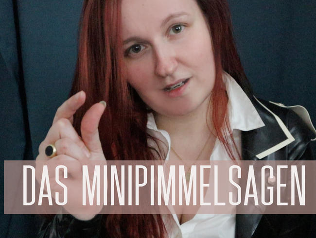 Video Thumbnail Das MinipimmelSagen!