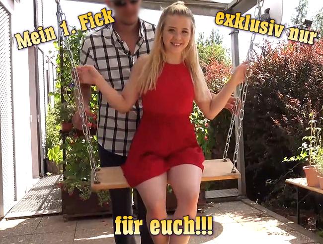 Video Thumbnail Mein 1. Fick exklusiv nur für euch!!!