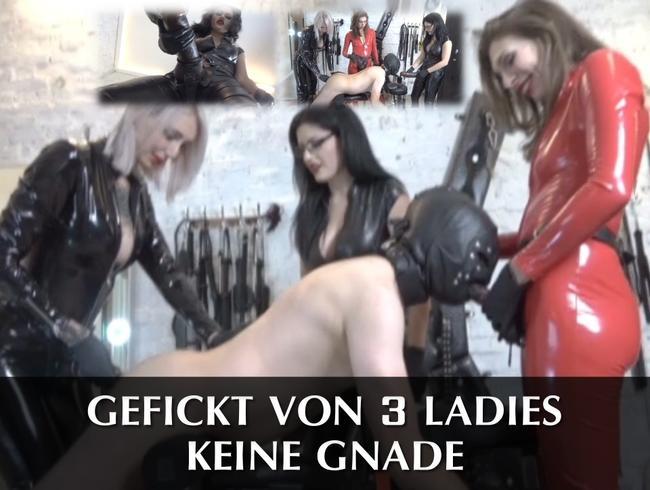 Video Thumbnail Gefickt von 3 Ladies – keine Gnade