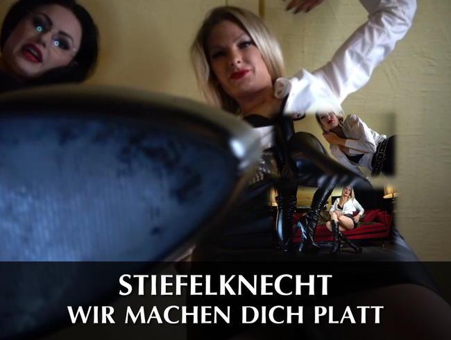 Video Thumbnail Stiefelknecht – wir machen dich jetzt platt