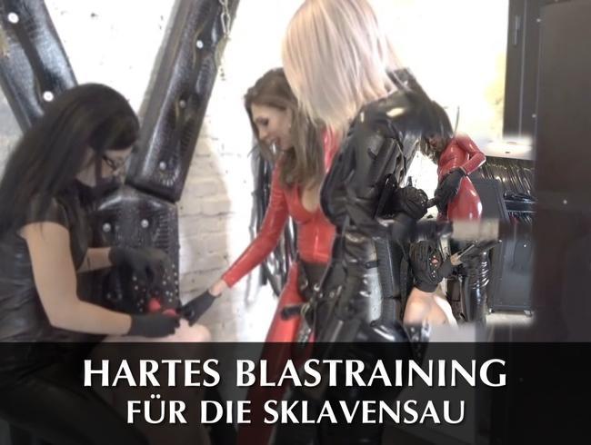 Video Thumbnail Hartes Blastraining für die Sklavensau