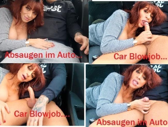 Video Thumbnail Absaugen im Auto.....