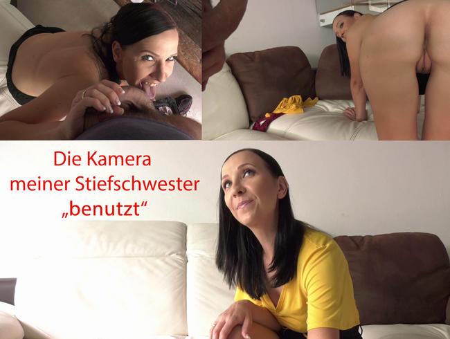 """Video Thumbnail Die Kamera seiner Stiefschwester """"BENUTZT"""""""