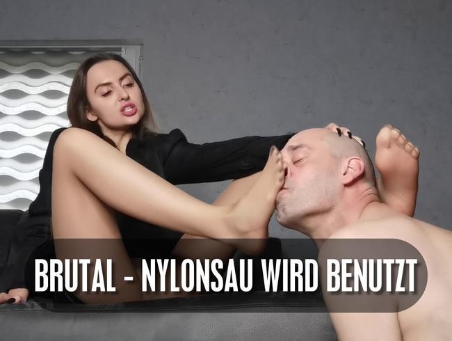 Video Thumbnail Nylonsau wird benutzt