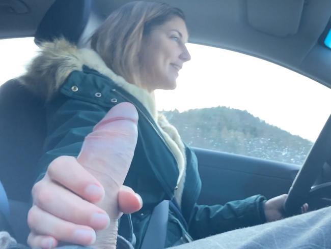 Video Thumbnail Während der Fahrt abgemolken