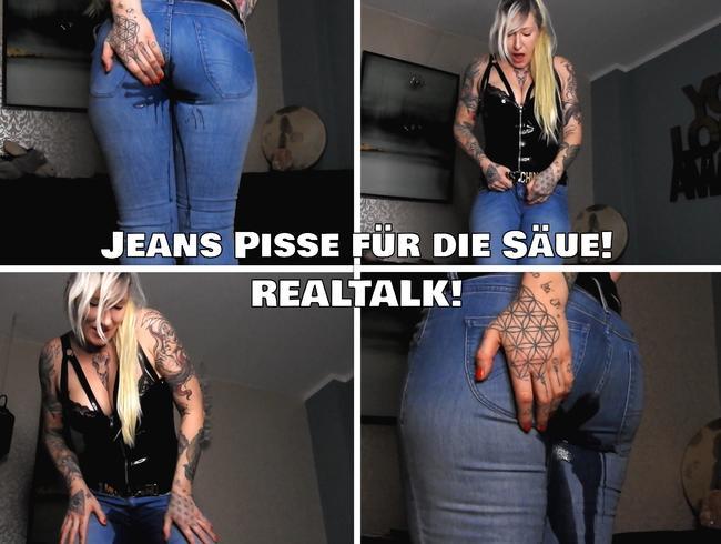 Video Thumbnail Jeans Pisse für die Säue! REALTALK! (de)