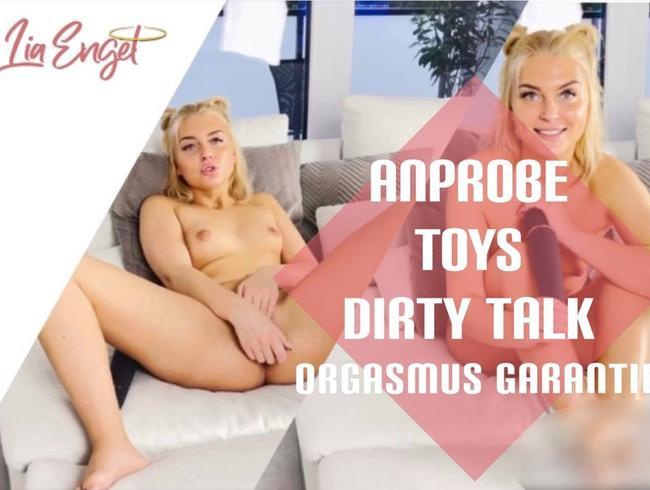 Video Thumbnail DESSOUS ANPROBE UND TOYS TESTING!!! 100% Orgasmus Garantie!