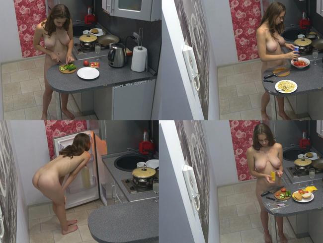 Video Thumbnail Das Essen muss nackt gekocht werden. Vollversion