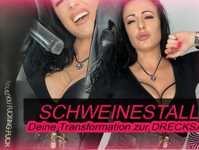 Video Thumbnail SCHWEINESTALL – Deine Transformation zur Drecksau!