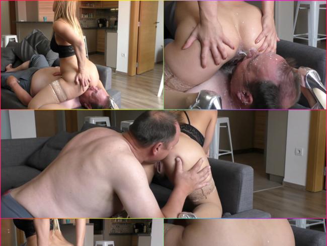 Video Thumbnail Milch aus meinem Arsch