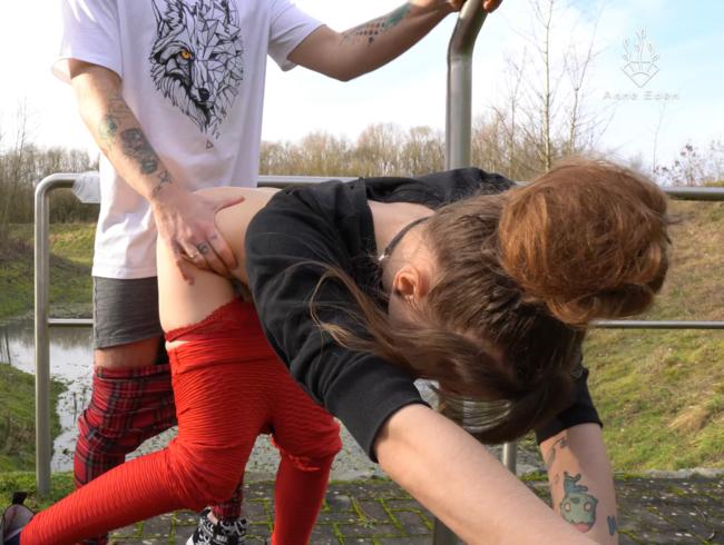Video Thumbnail KÖLNER SEXTREFF!! Pump dein Sperma in mich!!