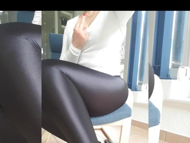 Video Thumbnail Highglanz Leggings gefickt