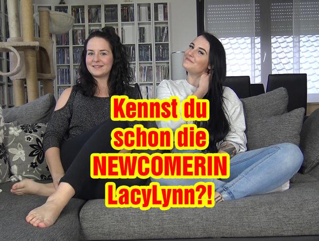 Video Thumbnail Kennst du schon die NEWCOMERIN LacyLynn?!