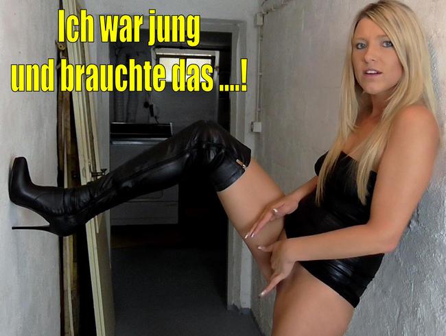 Video Thumbnail Das Skandalvideo | Ich war jung und brauchte das ..!