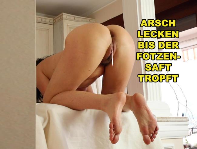 Video Thumbnail ARSCH LECKEN BIS DER FOTZENSAFT TROPFT