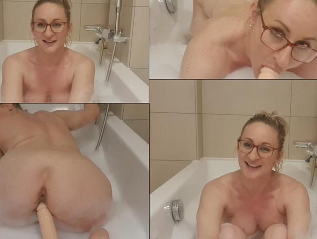 Video Thumbnail Badewanne!! ORGASMUS bitte fick mich!!!