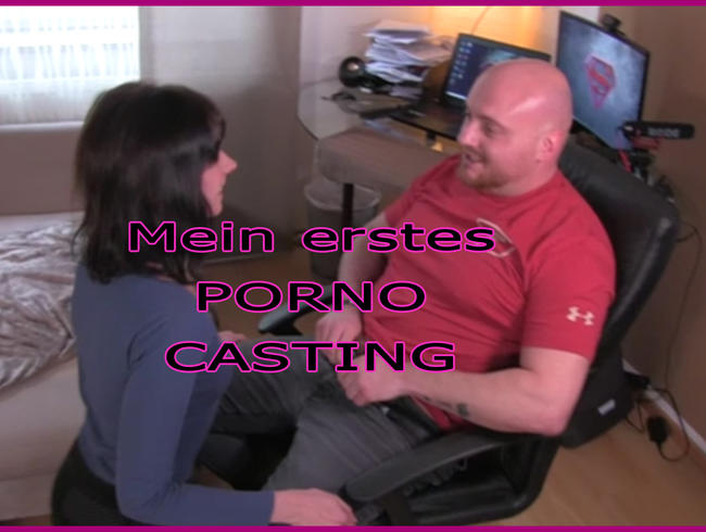 Video Thumbnail Mein erstes Porno-Casting!!! Au weia!!!