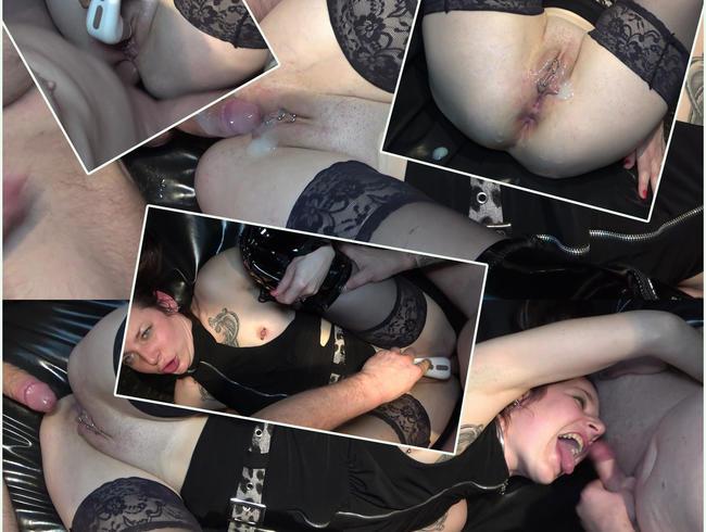 Video Thumbnail Spermaschlacht beim Userdate! Was für ein Abend - Creampies satt!