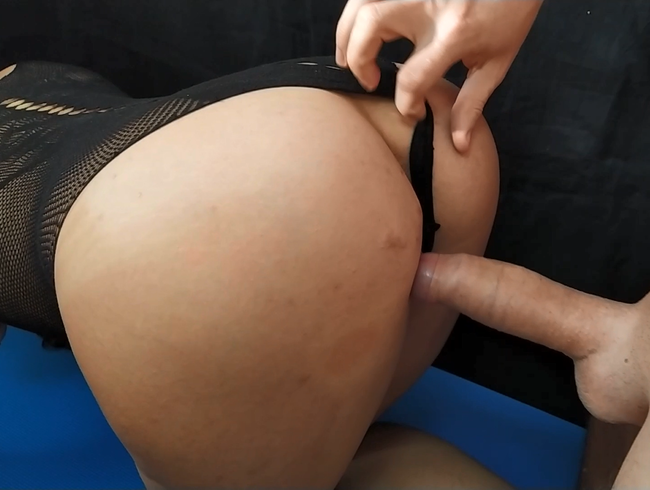Video Thumbnail Big Ass Doggystile in Kleidung