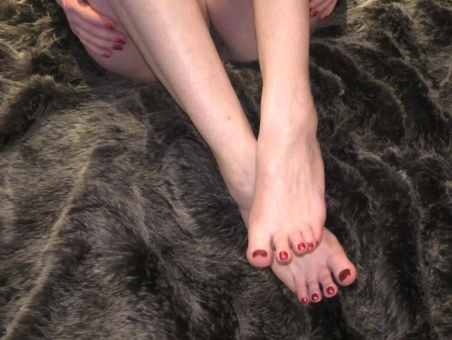 Video Thumbnail Für Fuß Liebhaber