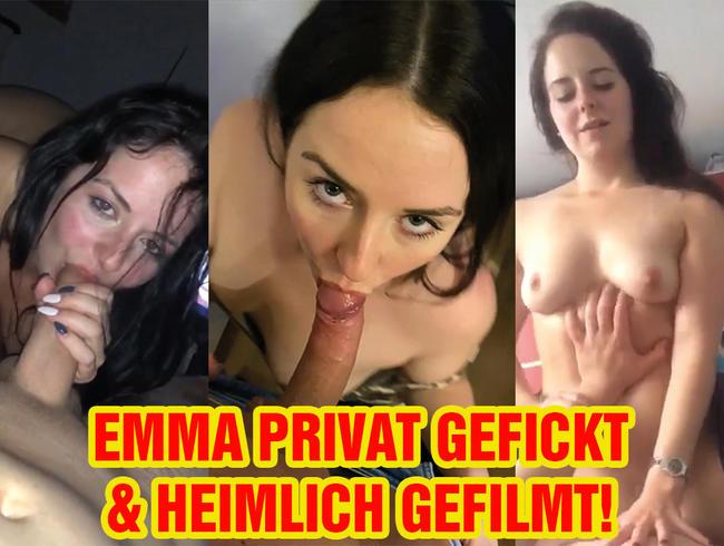Video Thumbnail Emma PRIVAT gefickt und HEIMLICH gefilmt!