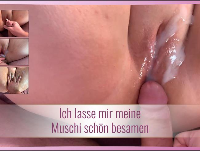 Video Thumbnail Ich lasse mir meine Muschi schön besamen