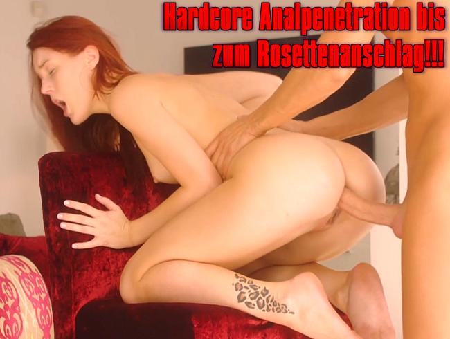 Video Thumbnail Hardcore Analpenetration bis zum Rosettenanschlag!!!