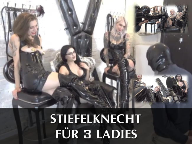 Video Thumbnail Stiefelknecht für 3 Ladies