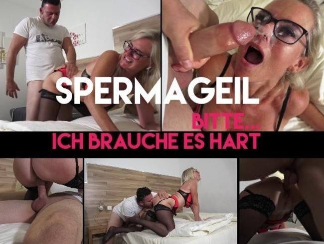 Video Thumbnail Spermageil! Bitte...Ich brauche es HART