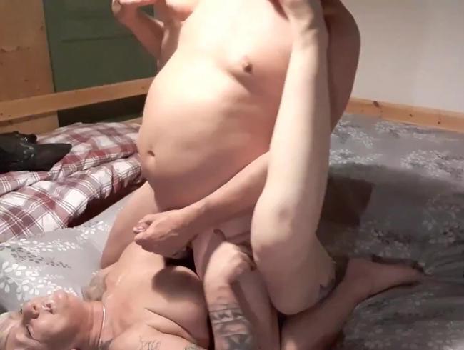 Video Thumbnail lecken, wichsen und voll die Ladung ins Gesicht spritzen
