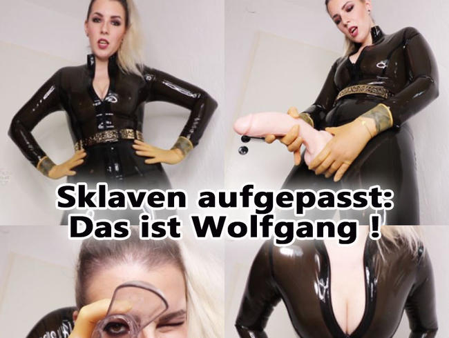 Video Thumbnail SKLAVEN aufgepasst: Das ist WOLFGANG!