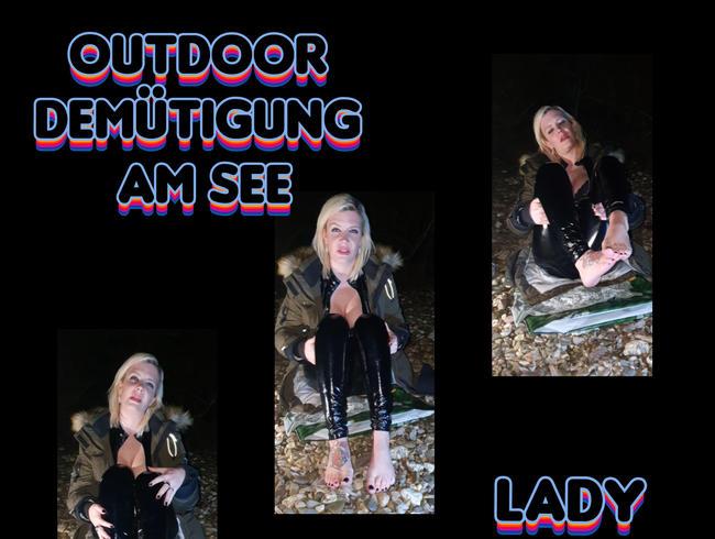Video Thumbnail #Outdoor #demütigung am #See