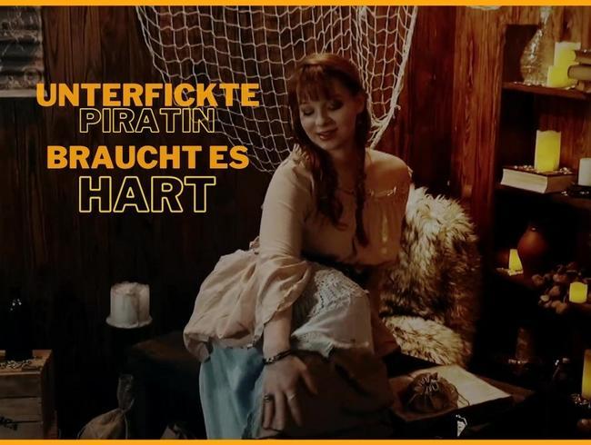 Video Thumbnail UNTERFICKTE PIRATIN BRAUCHT ES HART