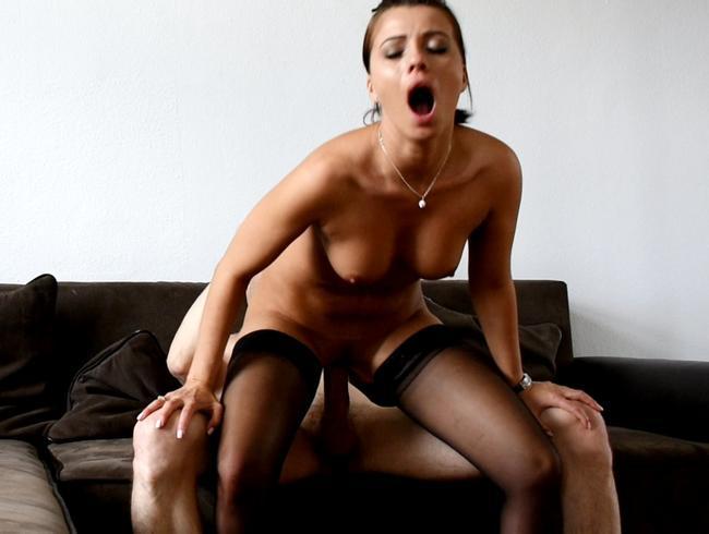 Video Thumbnail Porno Casting: Umgekehrtes Reiten!