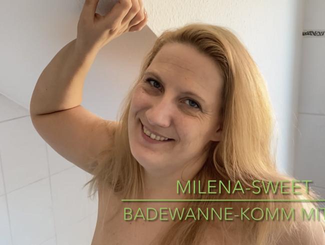 Video Thumbnail Komm mit mir in die Badewanne -Mega Orgasmus