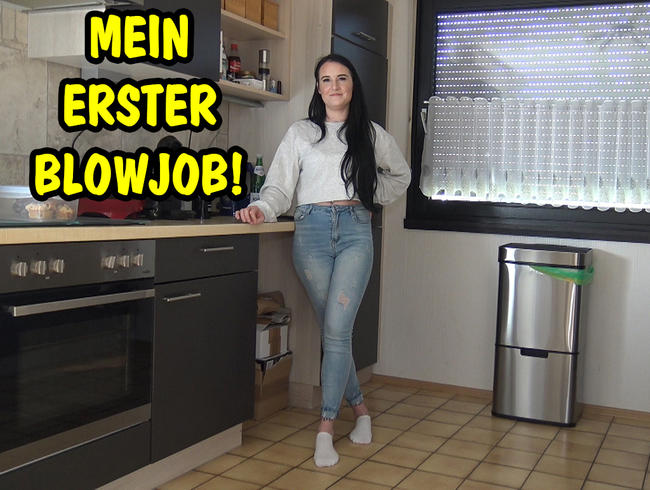 Video Thumbnail Mein erster Blowjob!