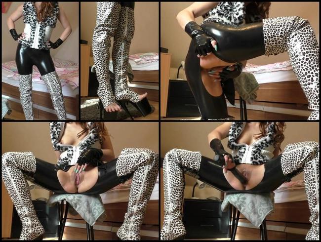 Video Thumbnail sexy....LATEX...geil