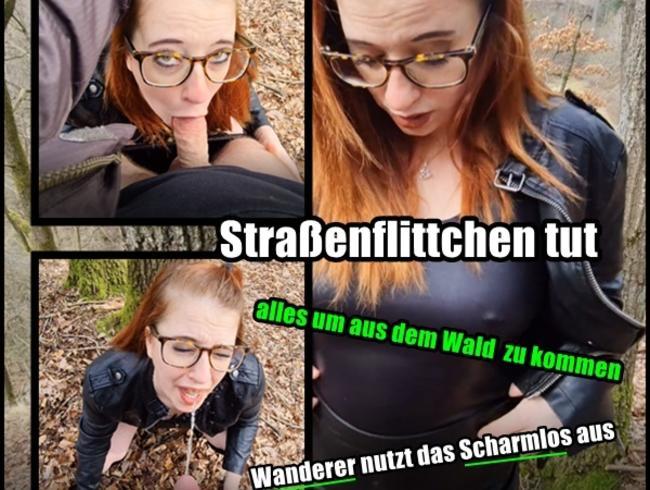 Video Thumbnail flittchen tut alles um aus dem Wald zu kommen!