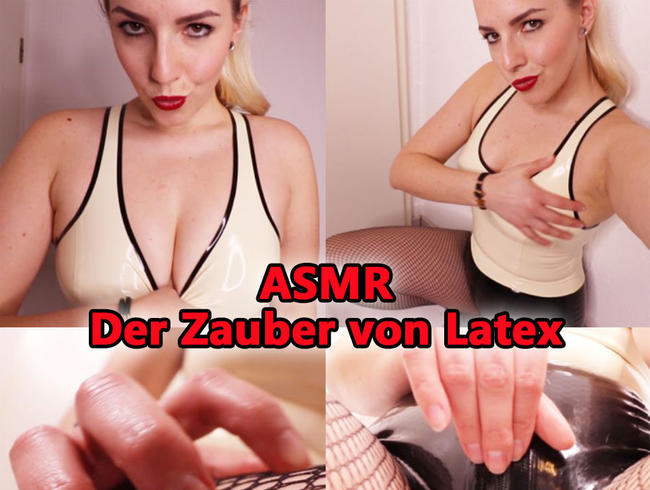 Video Thumbnail ASMR Der Zauber von LATEX