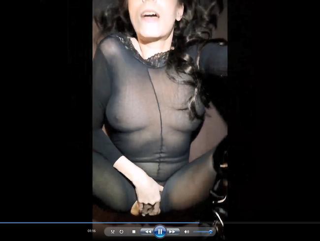 Video Thumbnail Nylonanzug und mehr