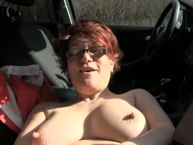 Video Thumbnail Frivol im Auto gefickt