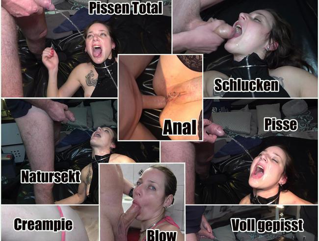 Video Thumbnail Spermaschlacht - VOLLGESPISST BEIM GANGBANG - Perveses Userdate extrem. 2 Liter Pisse geschluckt! T4