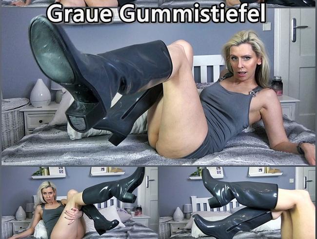 Video Thumbnail Graue Gummistiefel