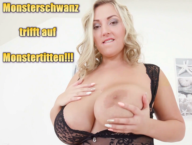 Video Thumbnail Monsterschwanz trifft auf Monstertitten!!!