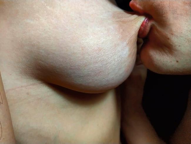 Video Thumbnail Fuffy Nippel saugen
