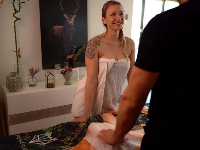 Video Thumbnail Mein größter Fan verpasst mir die intensivste Massage!